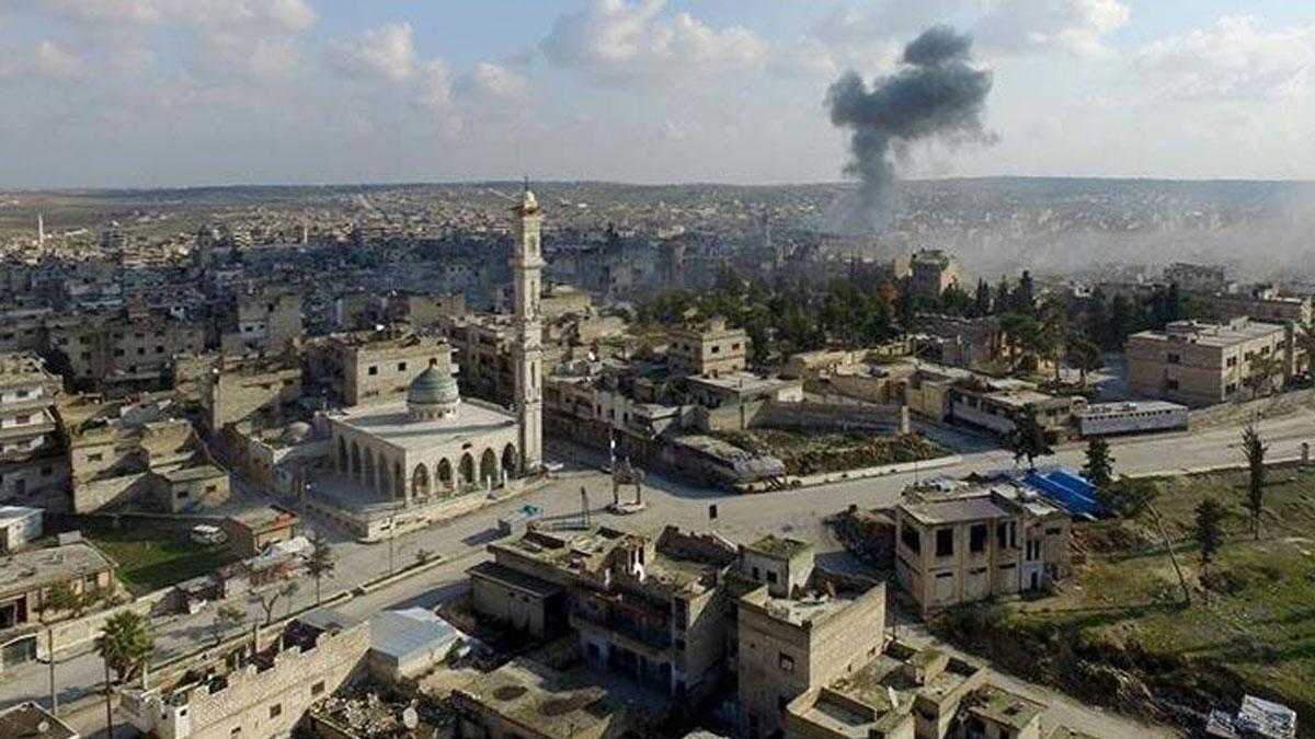 Reuters'a konuşan Türk yetkili: Suriye ordusu, Rusya'nın hava desteğiyle Serakib'e operasyon başlattı
