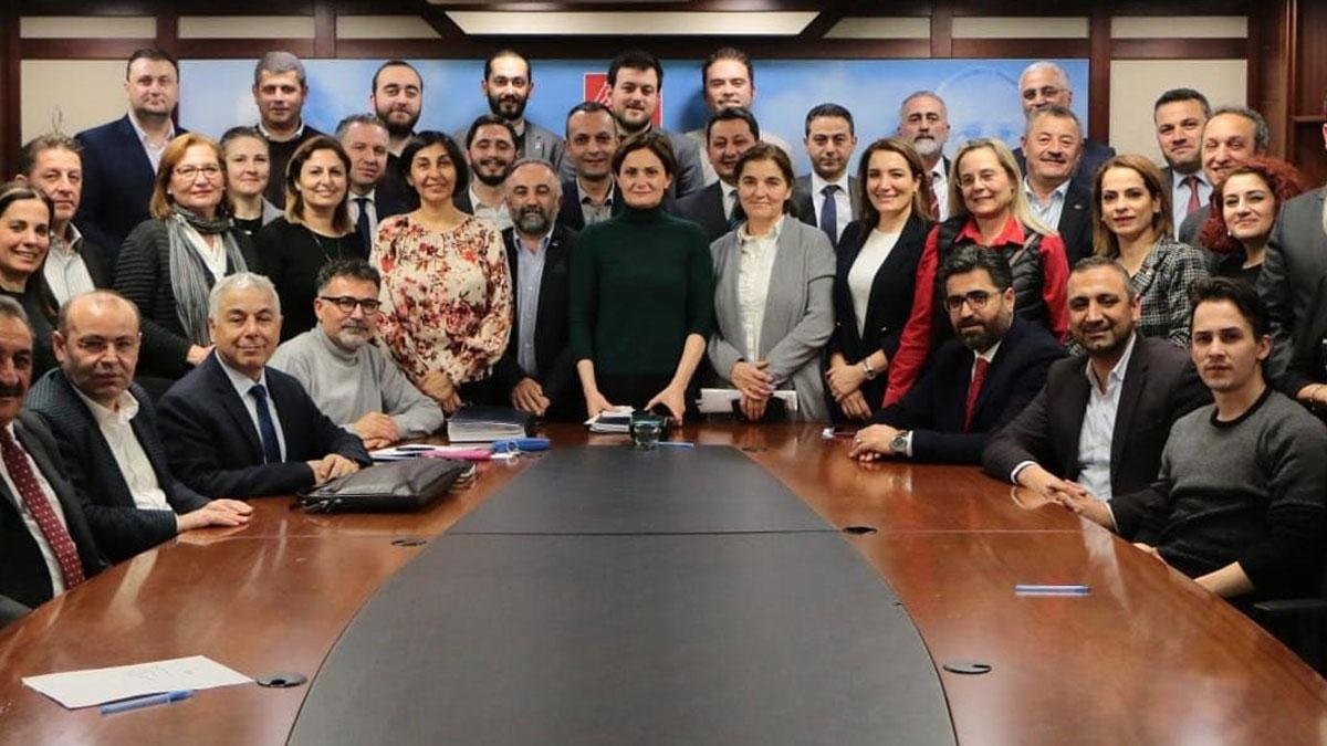CHP İstanbul'da yeni görev dağılımı: İl sekreterliğine genç isim