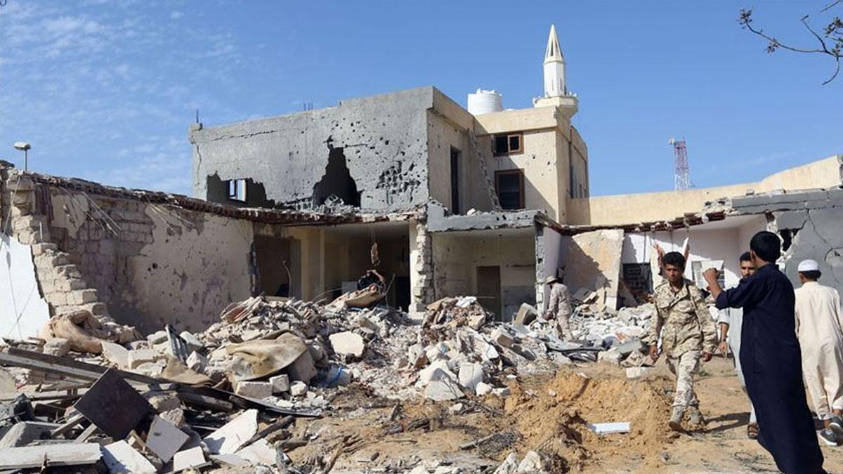BM'den Libya'daki ateşkese yönelik ihlâllere kınama