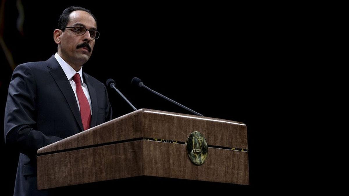 Cumhurbaşkanlığı Sözcüsü Kalın bayramda alınacak önlemlere ilişkin konuştu