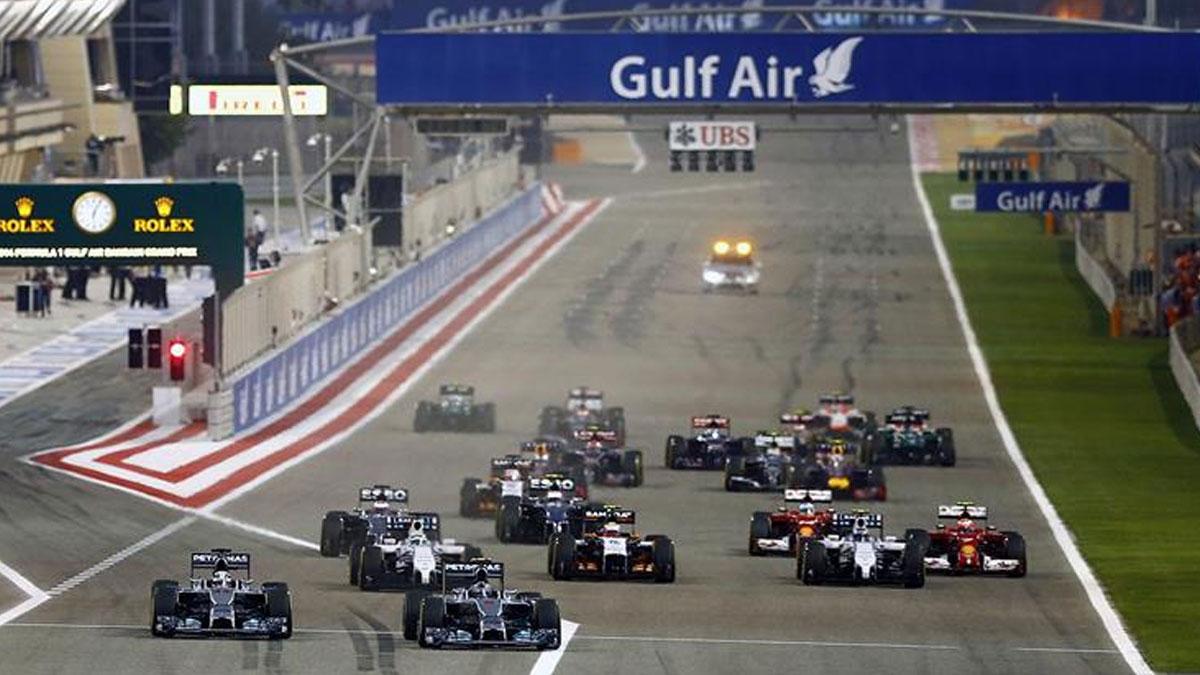 Formula 1'de bir ilk: Yarış, corona virüs nedeniyle seyircisiz yapılacak