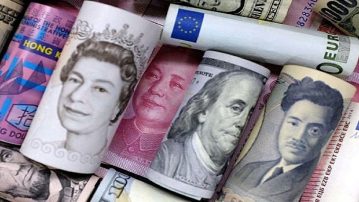 Piyasada yükseliş: Dolar 6.17 lira, euro 7.04 lira, sterlin 8.06 lirada