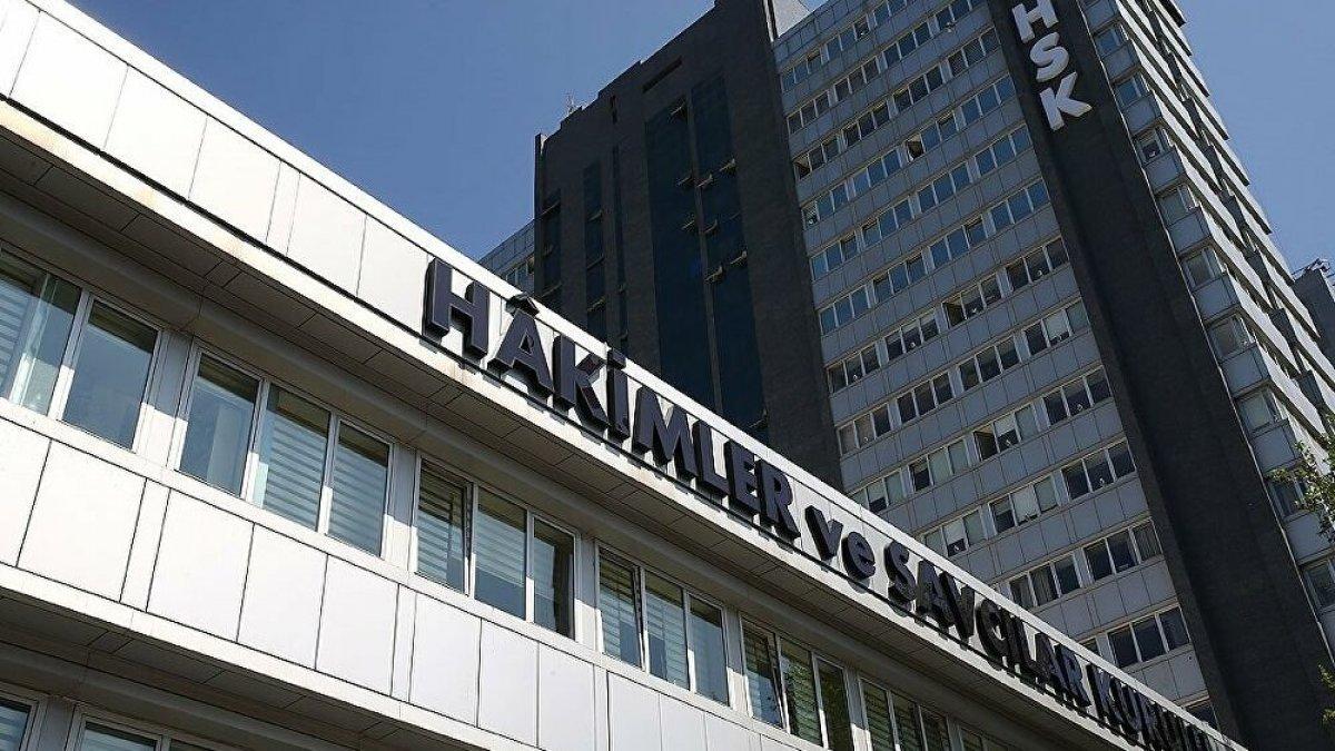 HSK'de 26 hakim ve savcı görevden uzaklaştırıldı