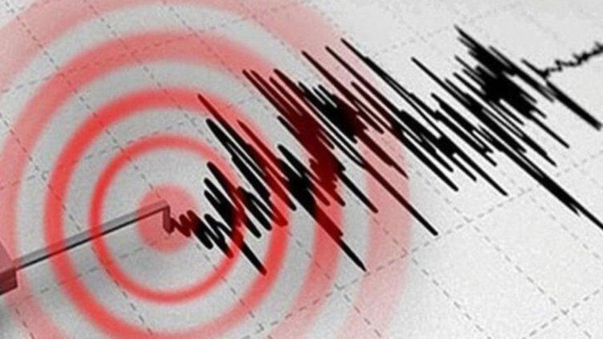 Elazığ Maden'de 3,7 büyüklüğünde deprem