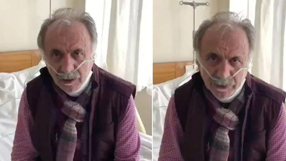 İstanbul Çapa Tıp Fakültesi Dahiliye Profesörü Dr. Cemil Taşçıoğlu, coronavirüse yakalandı
