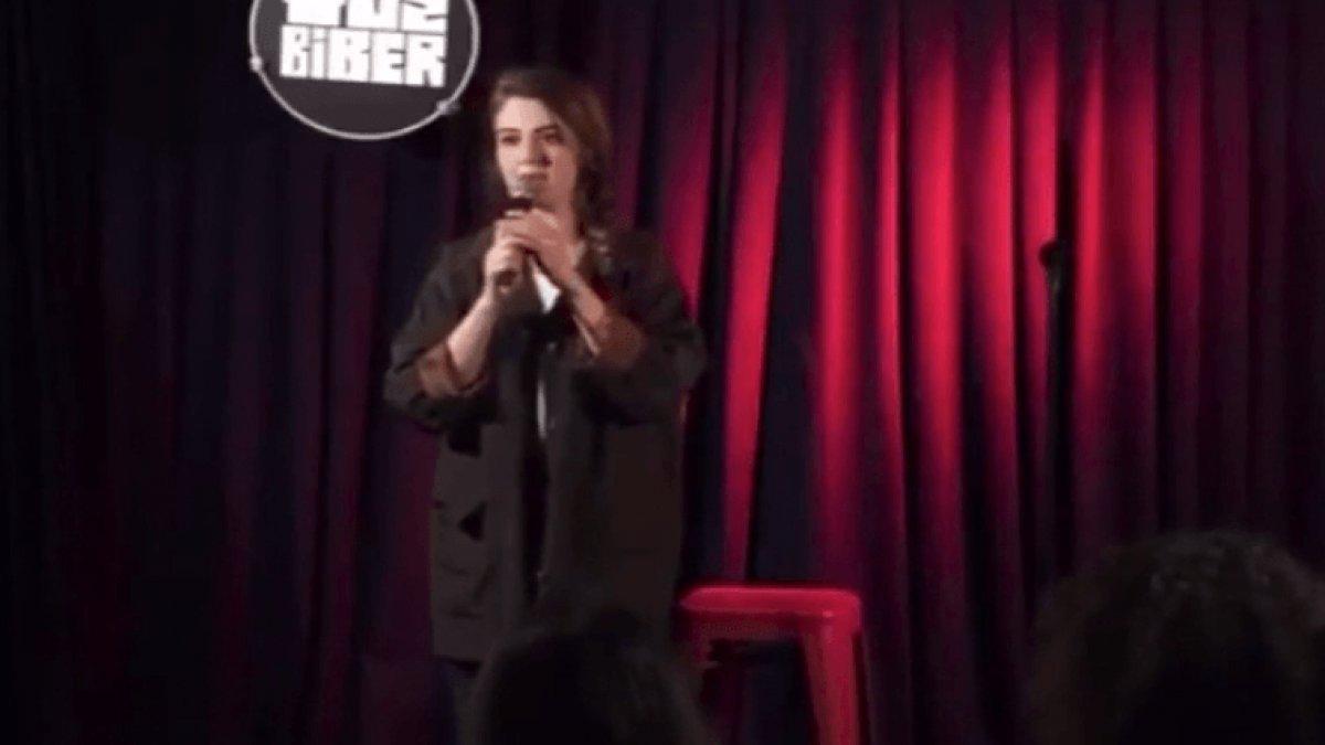 Alevileri Stand-up malzemesi yaptı: Hepsini bir otele toplayıp yakabilirsin
