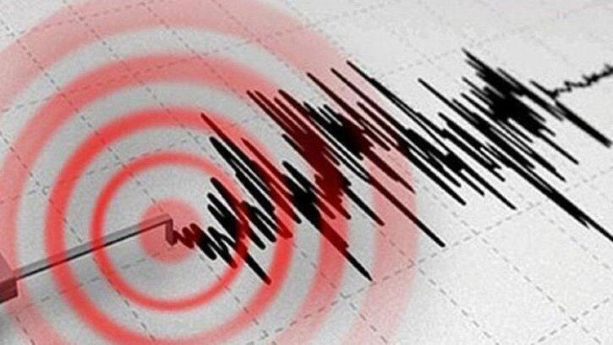 Sivas'ta 4.2 büyüklüğünde deprem