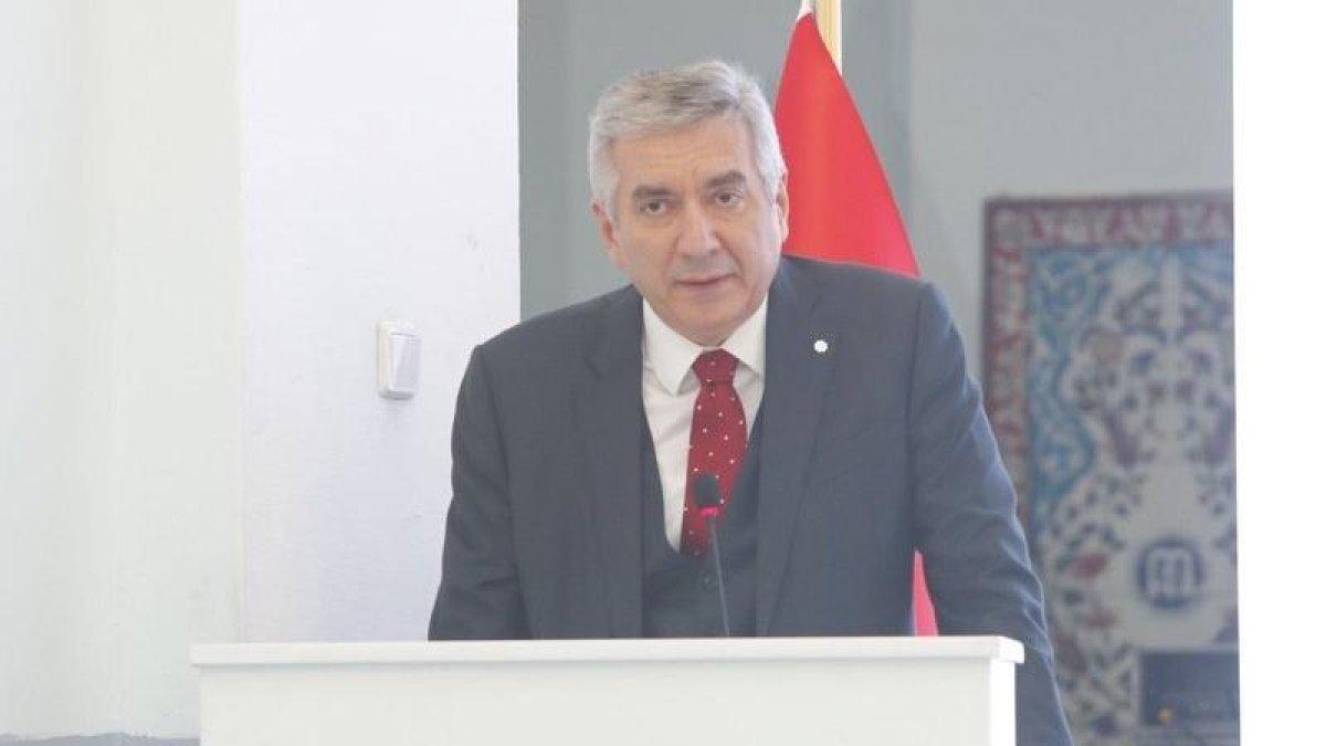 Türkiye Futbol Federasyonu'nda istifa
