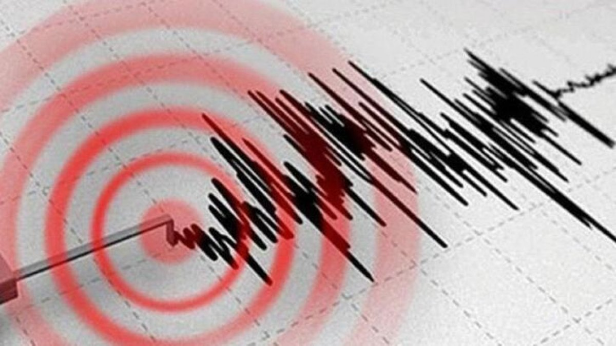 Balıkesir'de 4,1 büyüklüğünde deprem