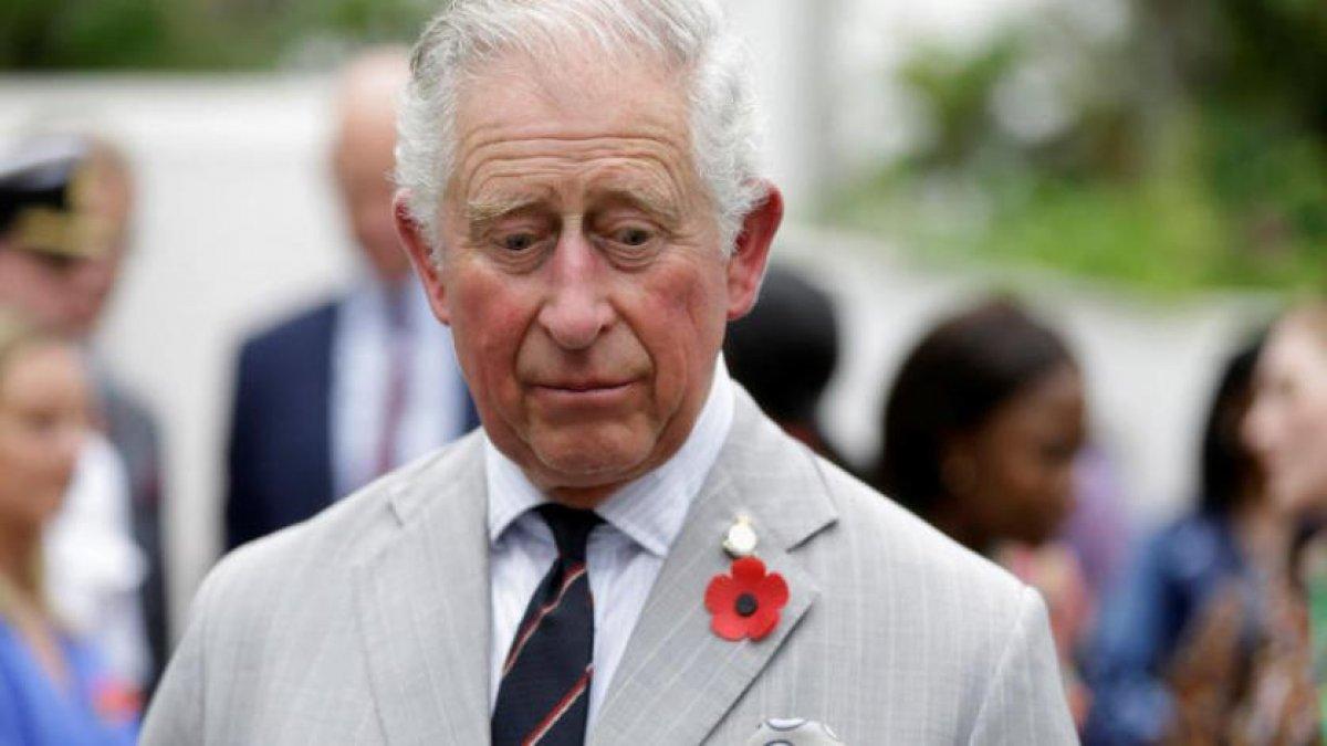 Prens Charles coronavirüse yakalandı
