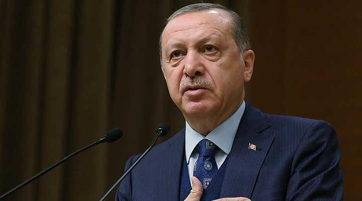 Erdoğan: Hiçbir şeyin eskisi gibi olmayacağı bir döneme giriyoruz
