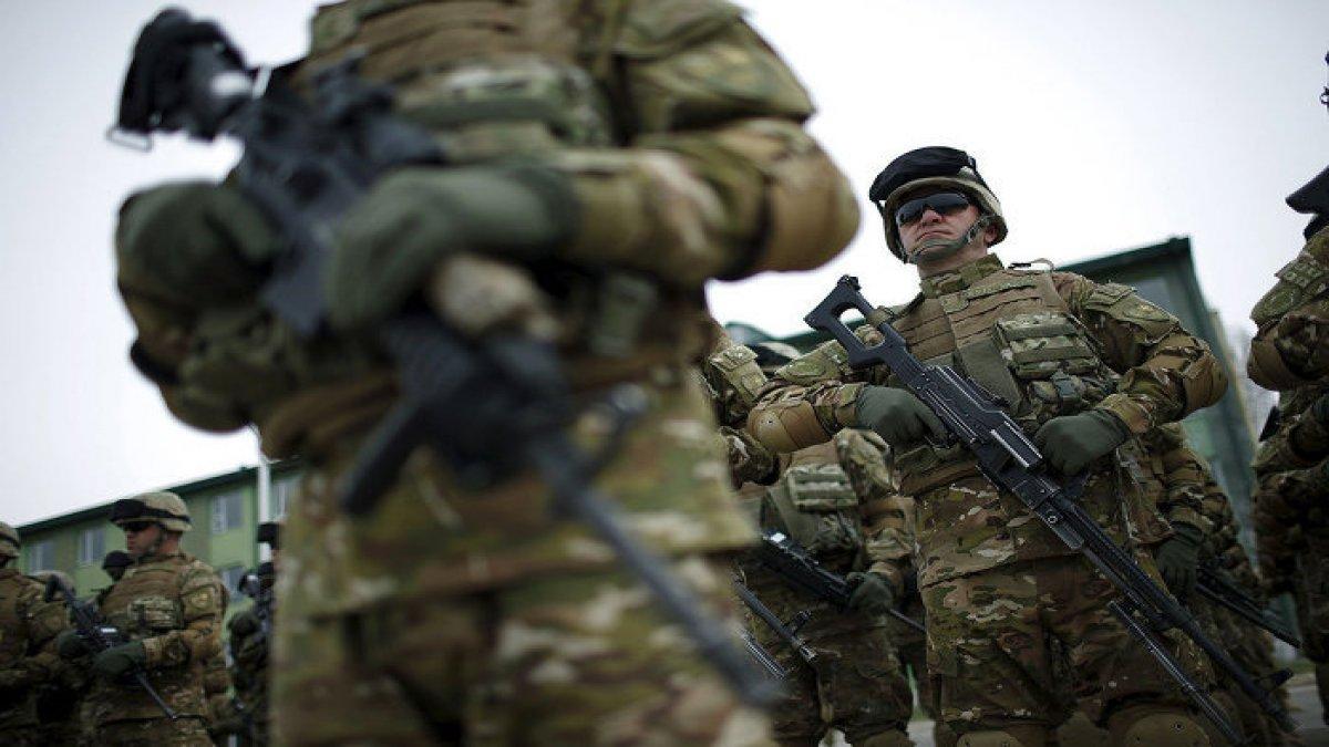 Litvanya'da konuşlu 20 NATO askerinde coronavirüs tespit edildi