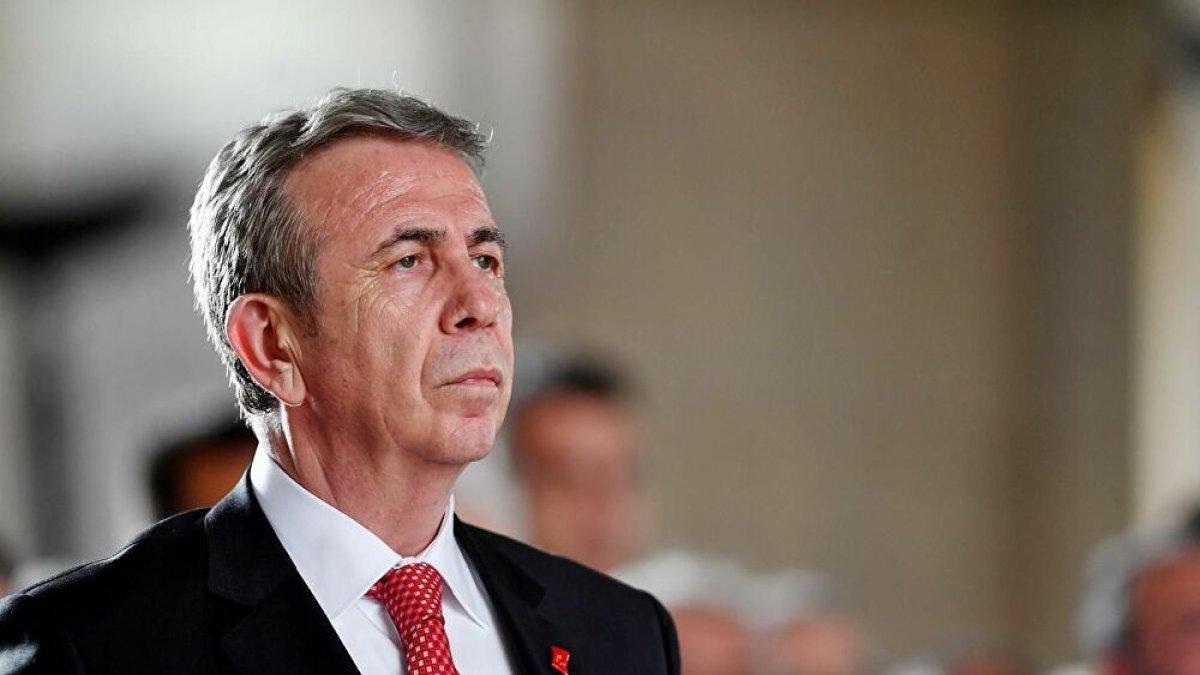 Ankara Büyükşehir Belediye Başkanı Yavaş: Hayırsever Başkentgaz nerede?