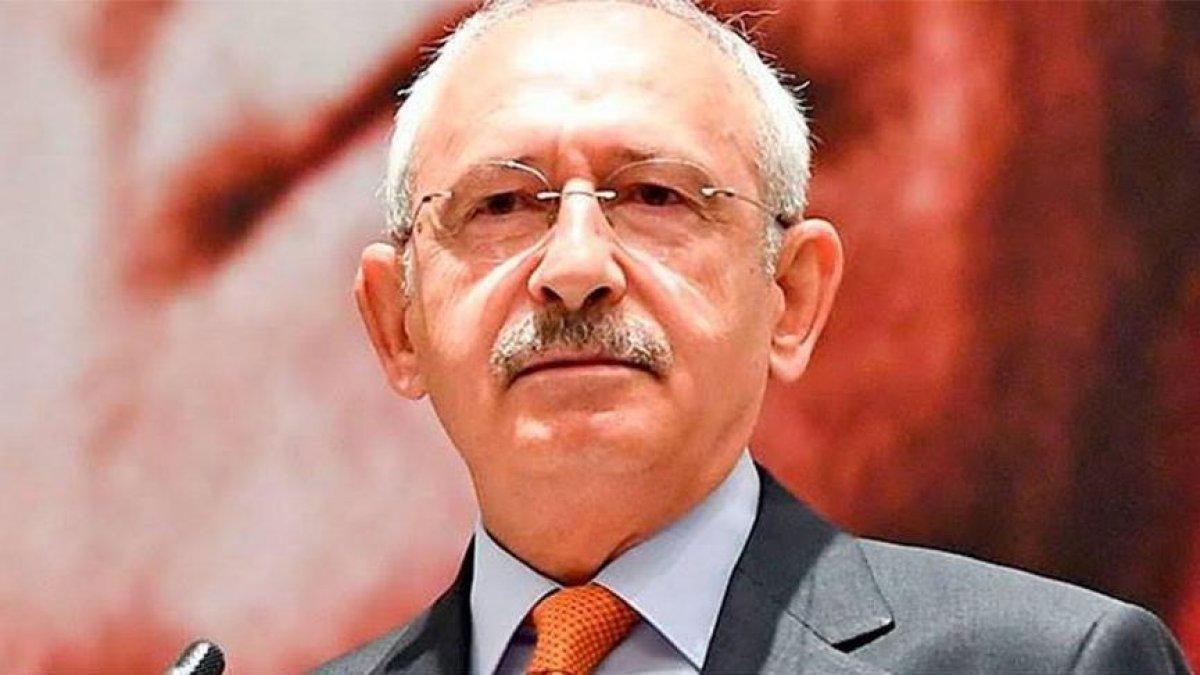 """CHP Genel Başkanı Kemal Kılıçdaroğlu'ndan siyasi parti liderlerine """"Covid-19"""" mektubu"""
