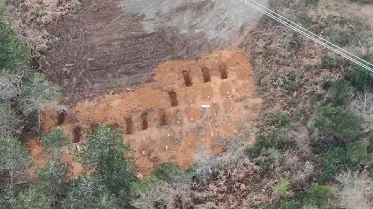 Beykoz'da 'coronavirüs mezarlığı' tartışması