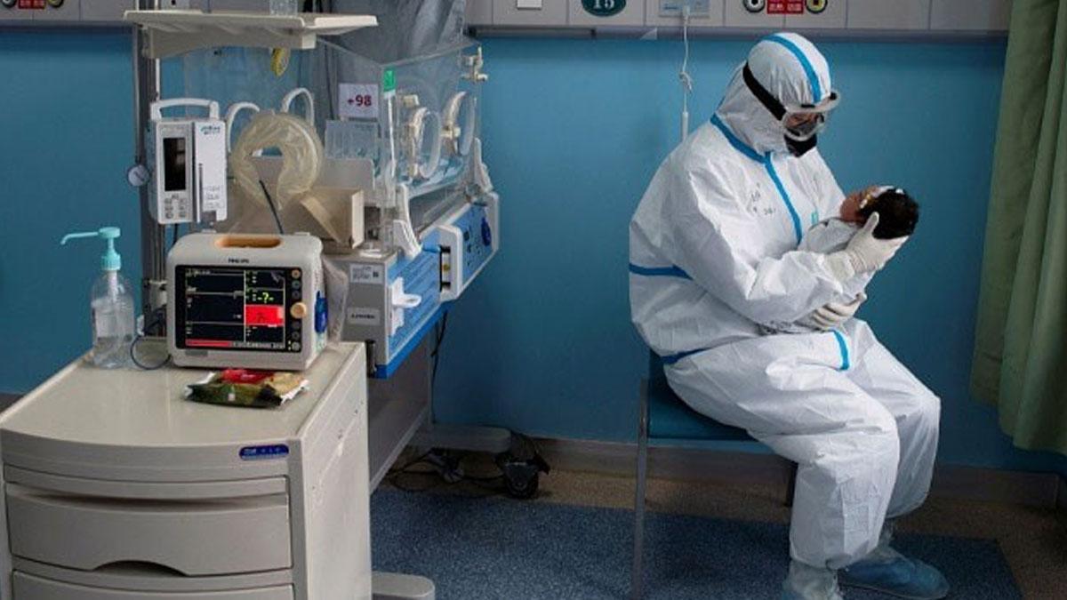 İran'da 7 günlük bebek koronavirüs nedeniyle yaşamını yitirdi