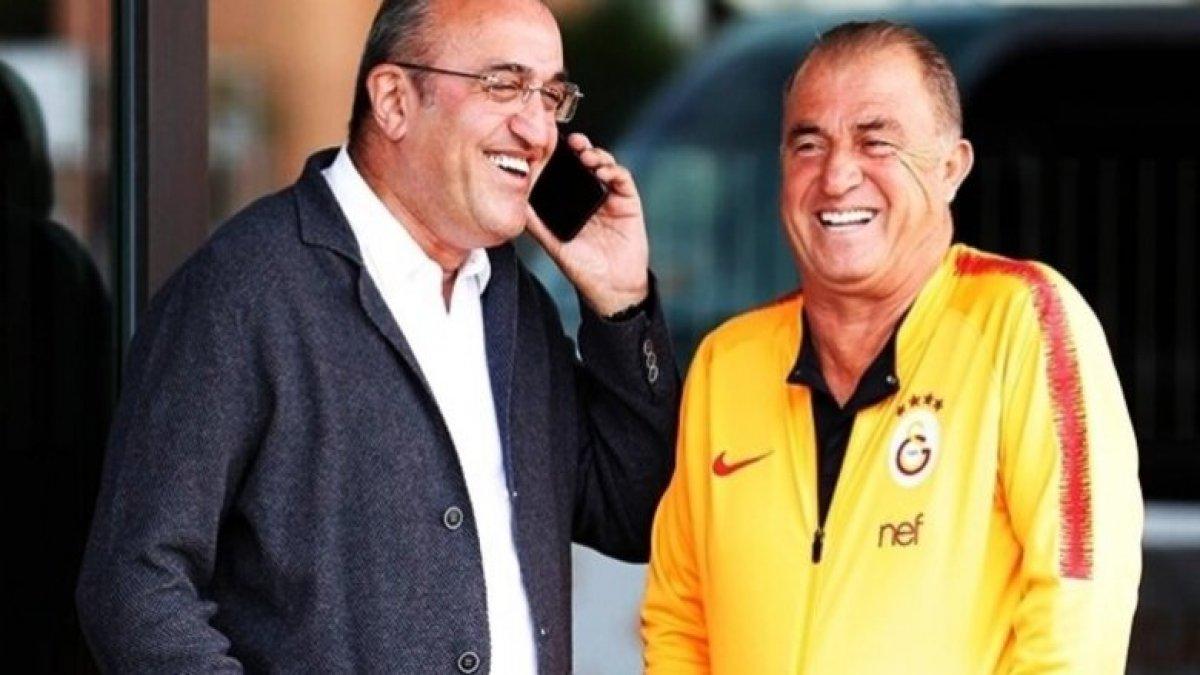 Galatasaray'dan Terim ve Albayrak hakkında çıkan haberlere dair açıklama