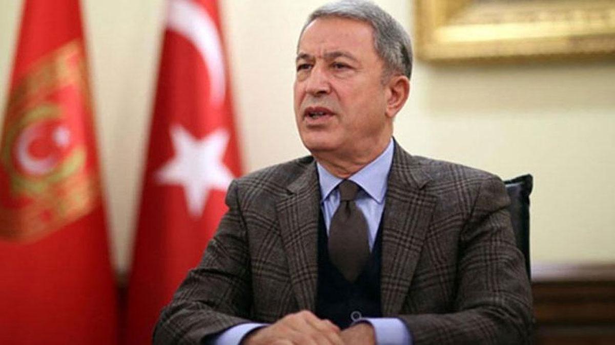 Bakan Akar'dan 'Pençe-Kartal' operasyonu açıklaması
