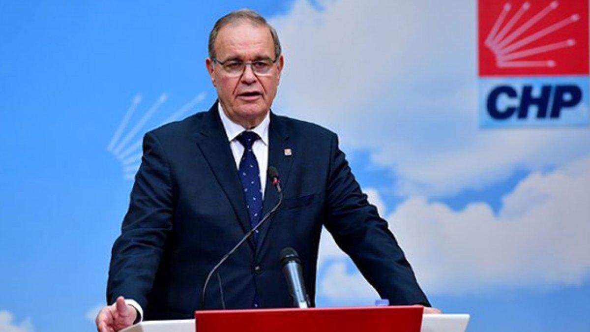 CHP'den Erdoğan'a tepki: Milletimize açıklama ve özür borcu var