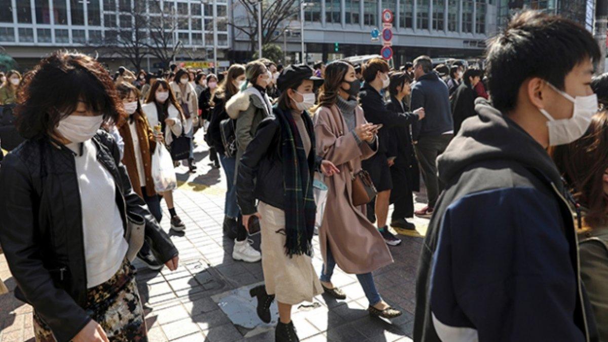Japonya Sağlık Bakanlığı, riskli coronavirüs belirtileri listesi yayınlandı