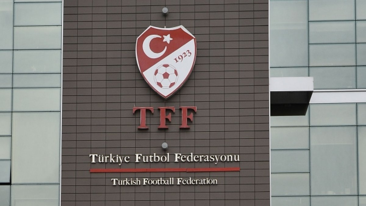 TFF açıkladı: Ligler 12 Haziran'da başlıyor