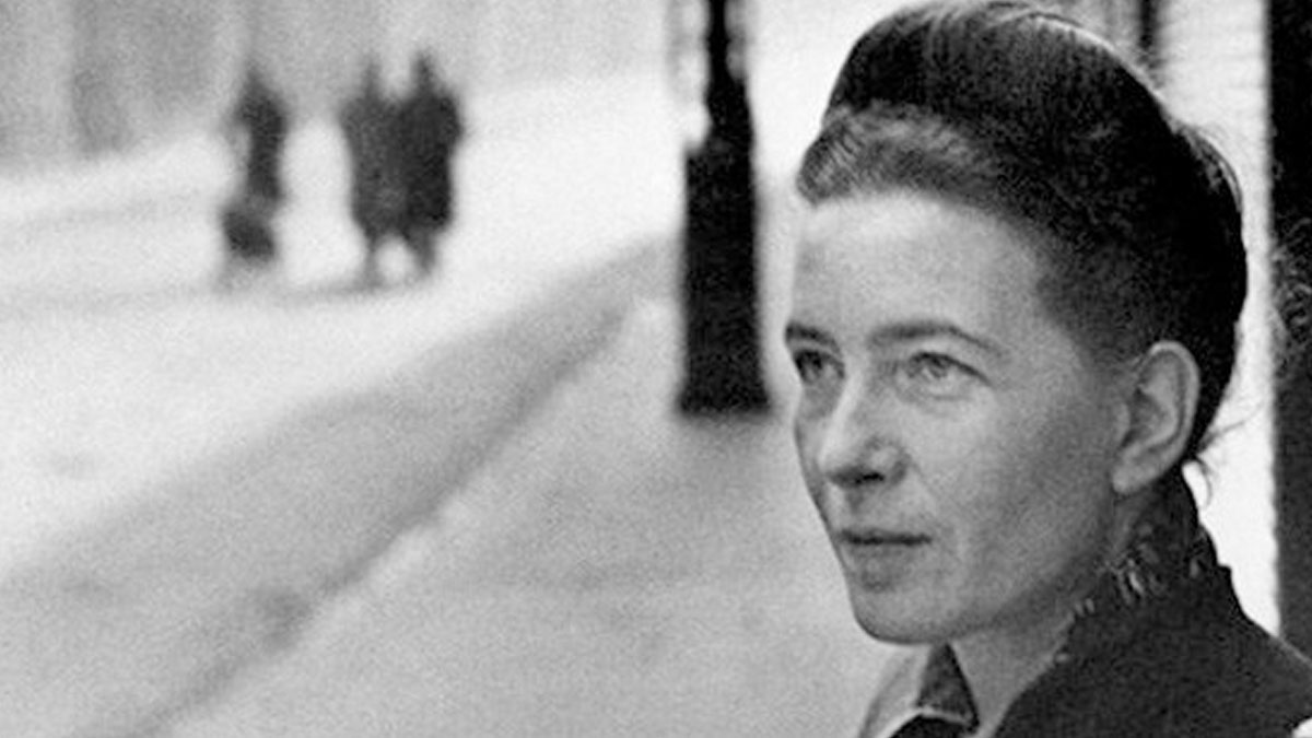 Simone de Beauvoir'ın 'kayıp romanı' yayımlanıyor