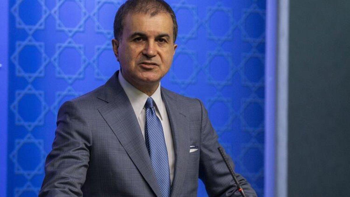 AKP'den 'damat' açıklaması