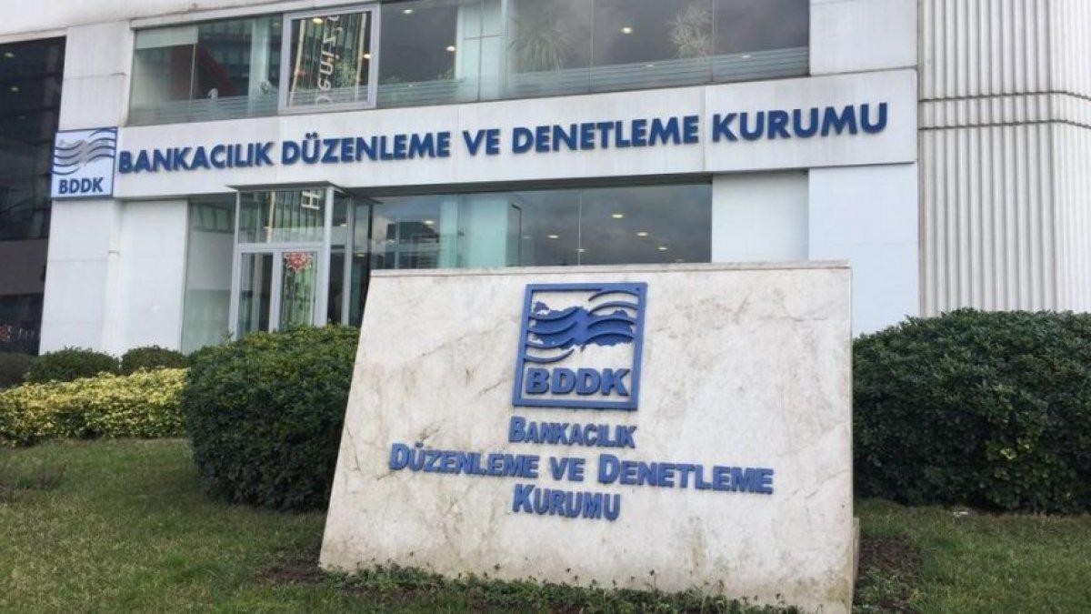 BDDK'den 15 bankaya para cezası