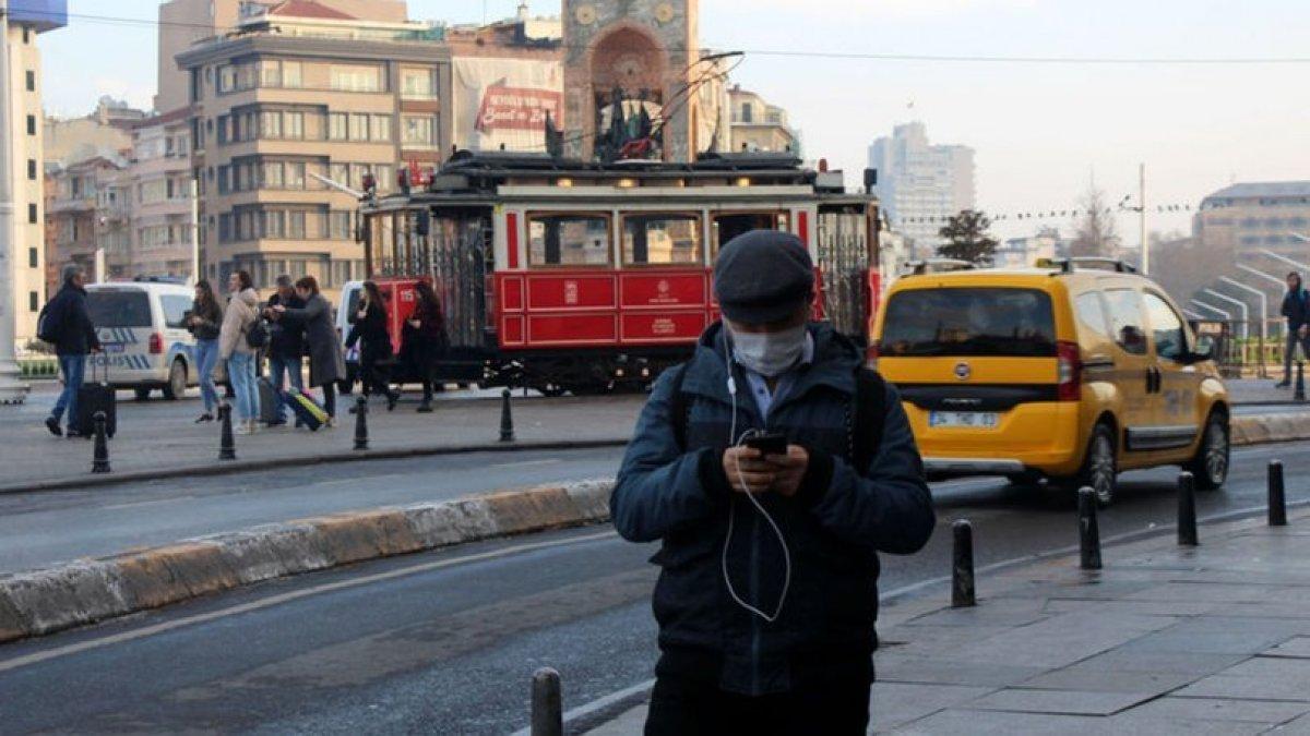 Türkiye'de son 24 saatte Covid-19 nedeniyle 55 kişi hayatını kaybetti