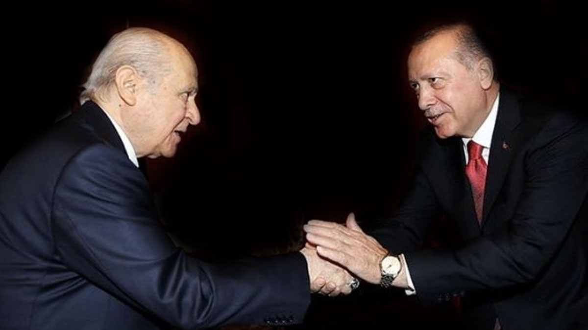Bahçeli: Recep Tayyip Erdoğan'ı incitmemeye çalışıyoruz