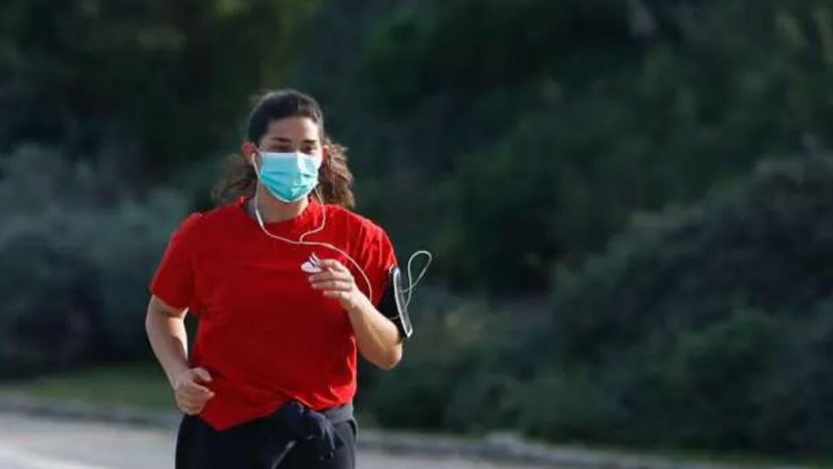 Maskeyle spor yapmak ani ölüme neden olabilir