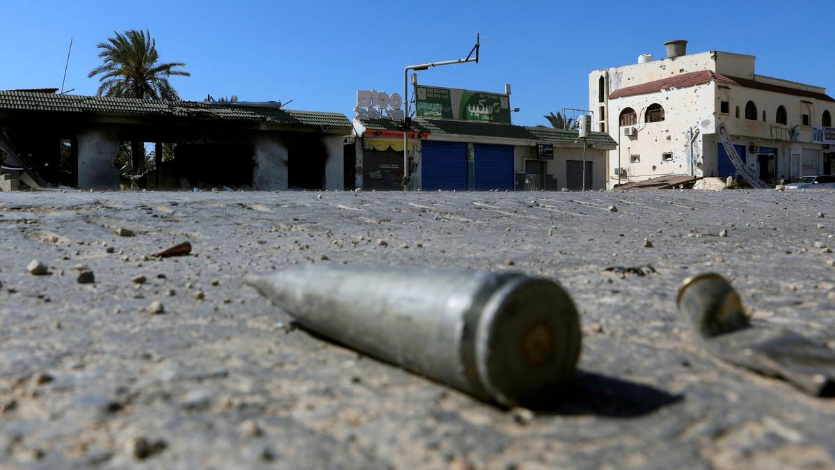 Libya'da yeni hareketlilik: Hafter güçleri çekiliyor mu?