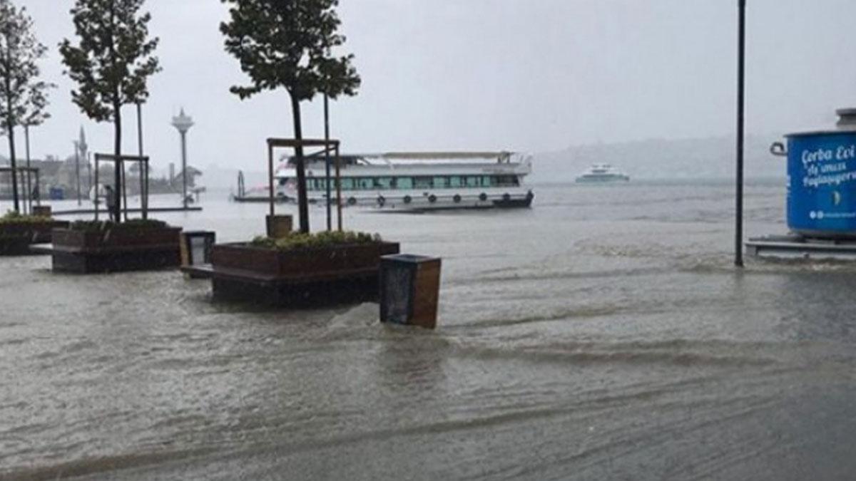 Meteorolojiden 3 il için sel uyarısı