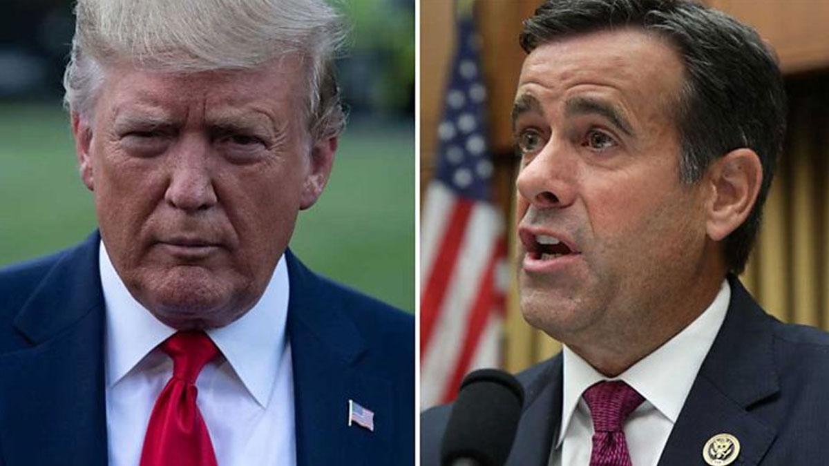 ABD Senatosu, Trump'a yakın ismin Ulusal İstihbarat Direktörlüğünü onayladı