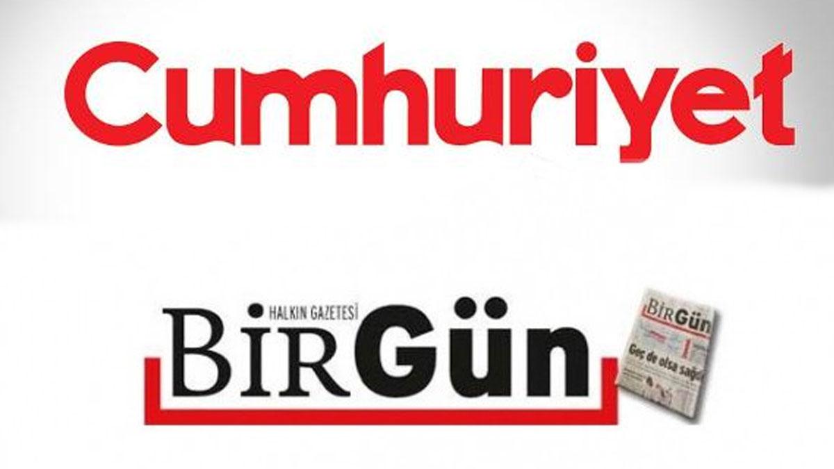 BİK'ten Cumhuriyet ve BirGün'e yine ceza!