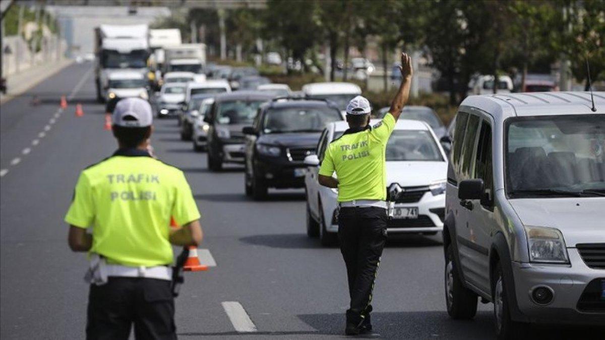 İçişleri Bakanlığı'ndan bayram için 'trafik tedbirleri' genelgesi