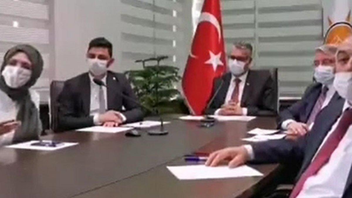 AKP Kadın Kolları Başkanından Erdoğan'a: Allah çocuklarımın ömründen alsın size versin