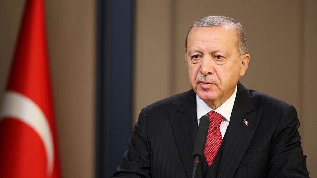 Erdoğan'dan bayram mesajı: Türkiye'nin gücünü, zenginliğini, refahını çok daha yükseklere taşıyacağız