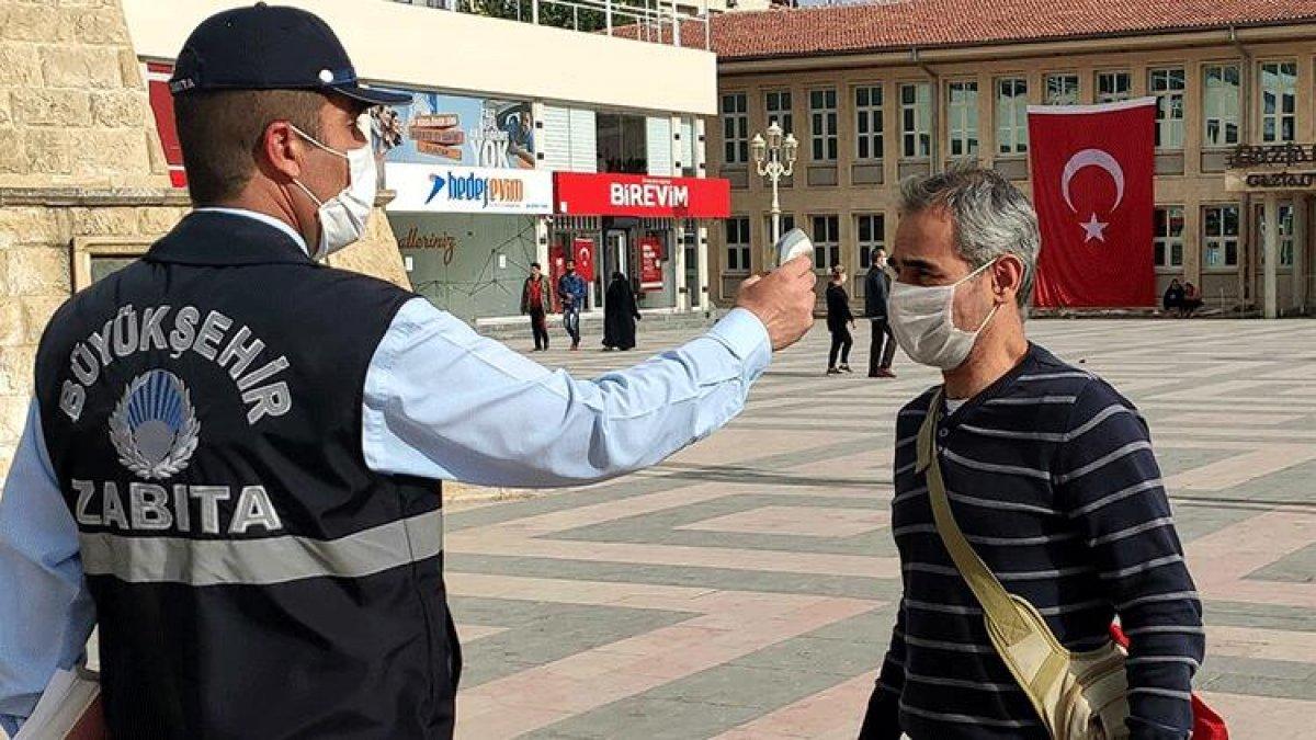 Gaziantep vaka artış hızında İstanbul'dan sonra 2. sıraya yükseldi