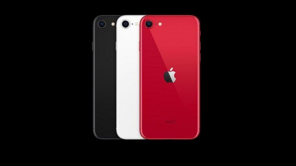 iPhone SE Türkiye'de satışa çıktı