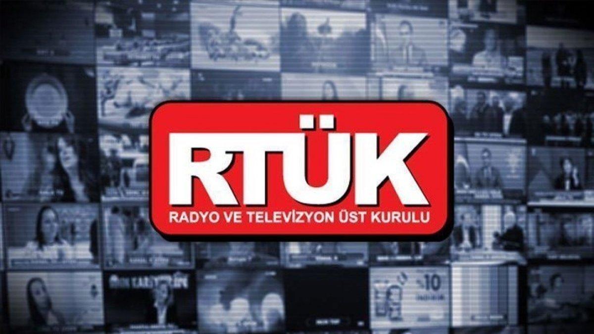 RTÜK'ten 9 kanala ceza