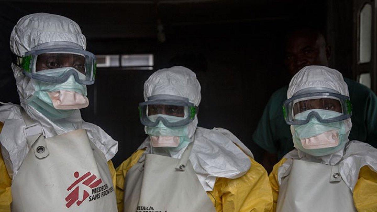 DSÖ duyurdu: Kongo'da ebola salgını yeniden başladı