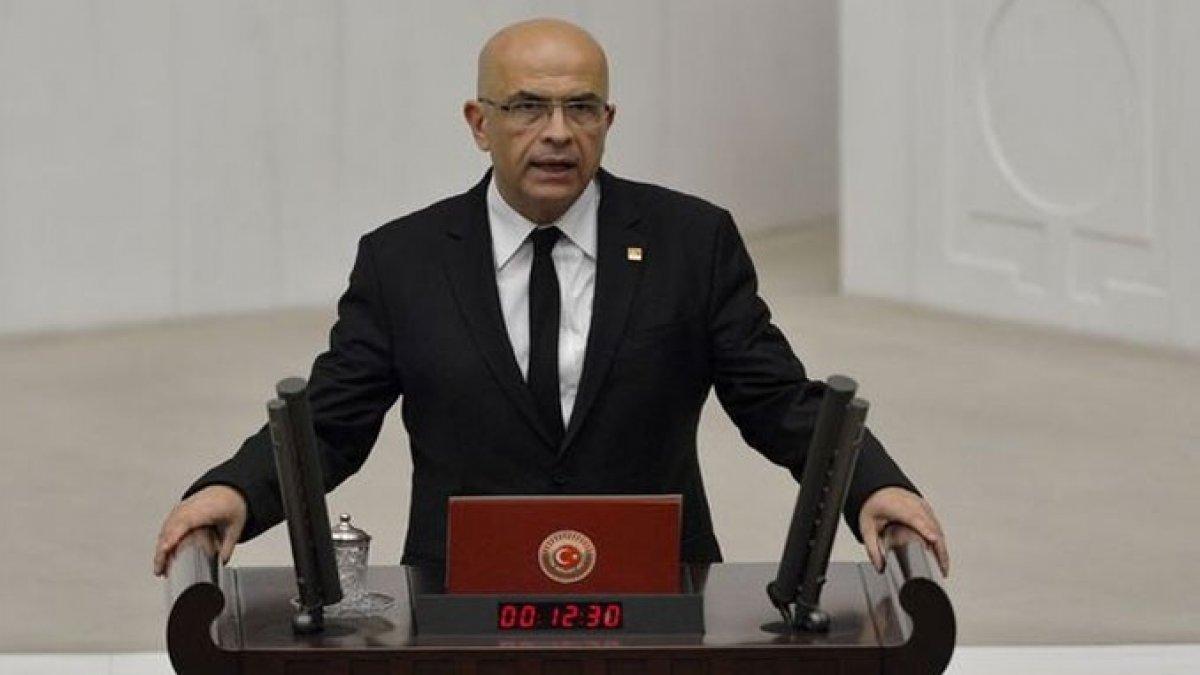 Enis Berberoğlu evine gönderildi