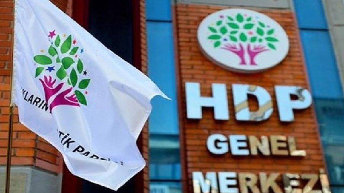 AYM'den HDP'ye suç duyurusu