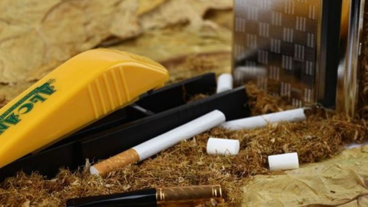 Sarma sigara yasağı bugün başlıyor