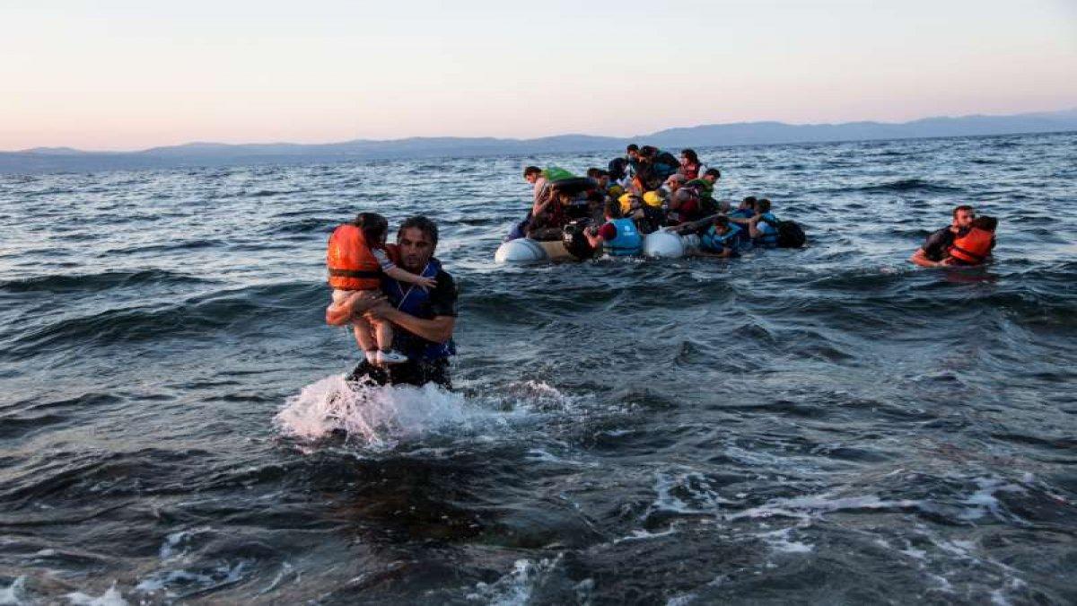 Oxfam'dan Yunanistan'ın yeni göçmen yasasına kınama