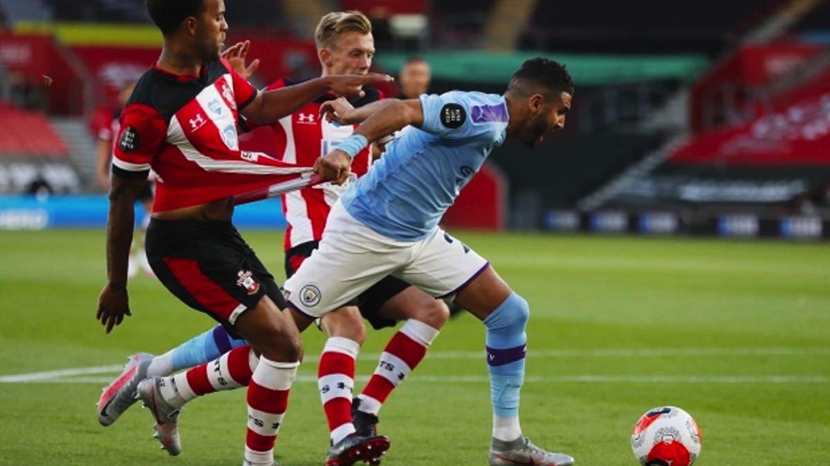 Southampton-Manchester City maçında tarihi rekor
