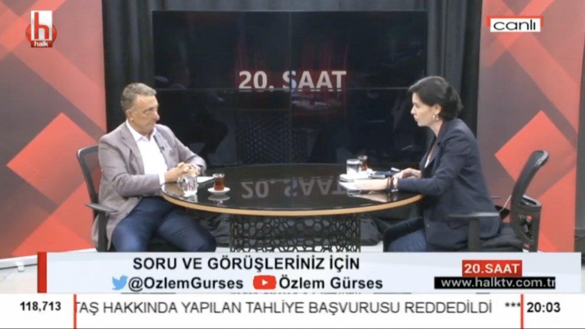 Ahmet Nur Çebi: Her yönetim kendi döneminde verdiği açığı cebinden ödemeli