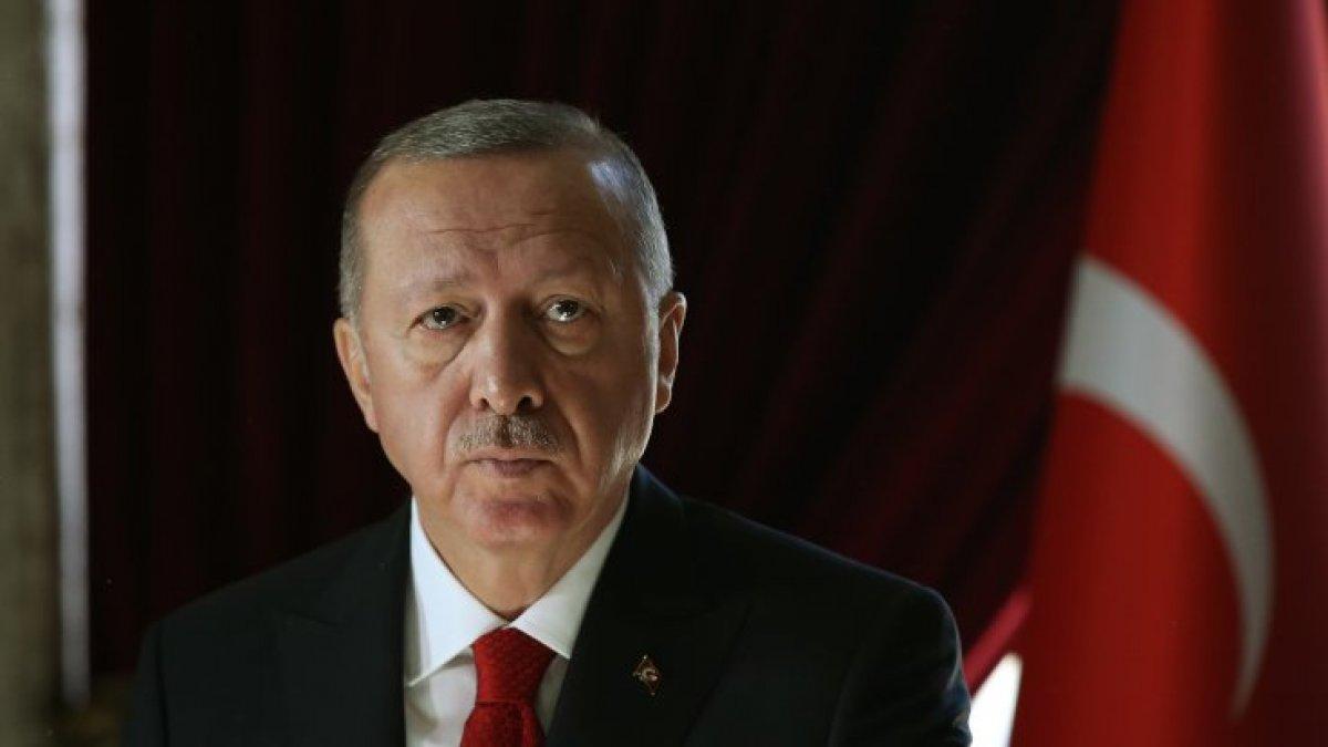 Erdoğan Ayasofya için tarih verdi