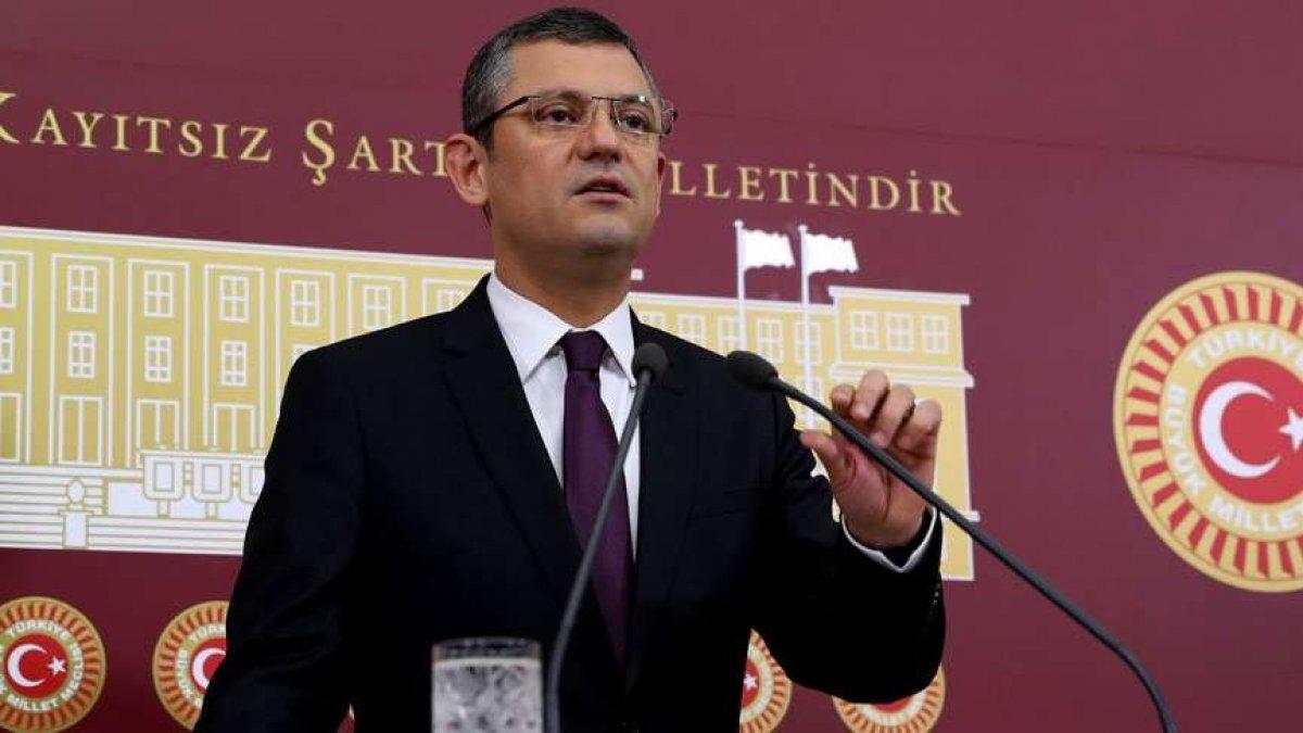 CHP'den 'Havai fişek yasaklansın' teklifi